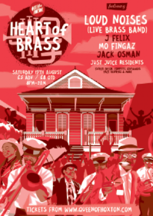 Heart of Brass w/ Loud Noises Brass (Live Brass Band)