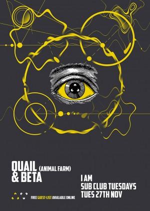 I AM - Quail