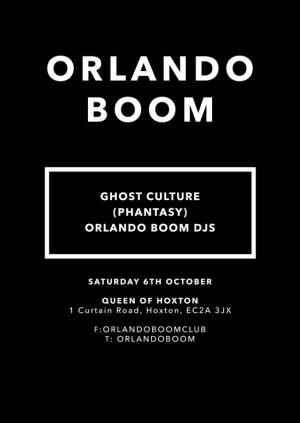 Orlando Boom: Ghost Culture