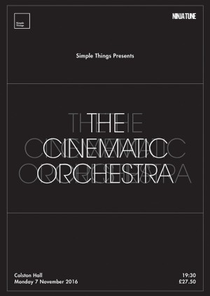 Simple Things presents The Cinematic Orchestra