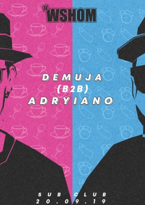 We Should Hang Out More with Demuja B2B Adryiano