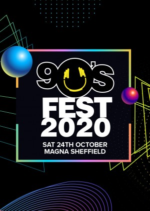 90's FEST 2020 SHUTTLE & COACH TICKETS