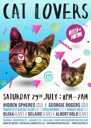 Cat Lovers w/ Hidden Spheres (Dirt Crew)