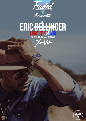 Eric Bellinger UK Tour - Manchester