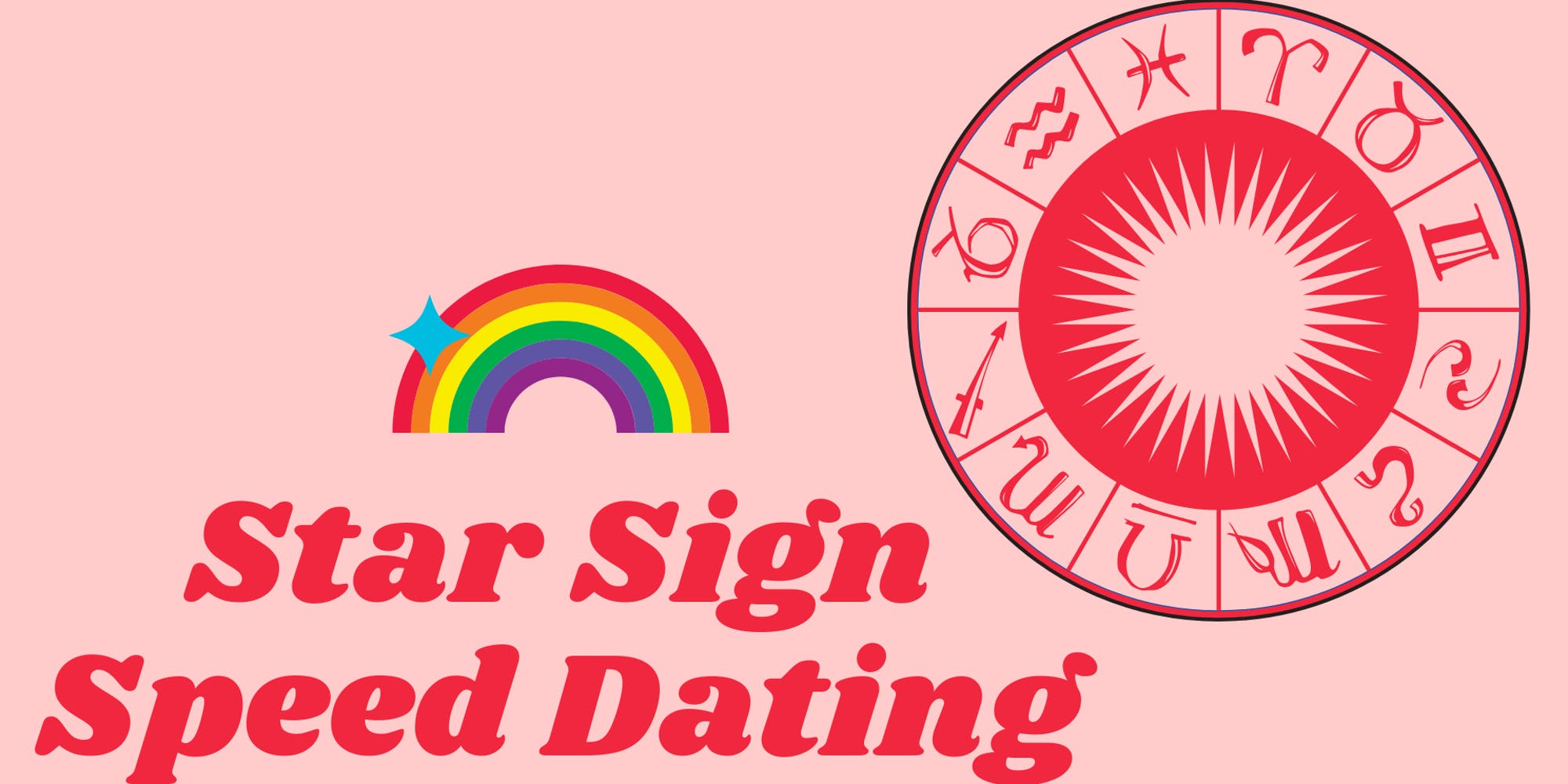 Star Sign Speed Dating