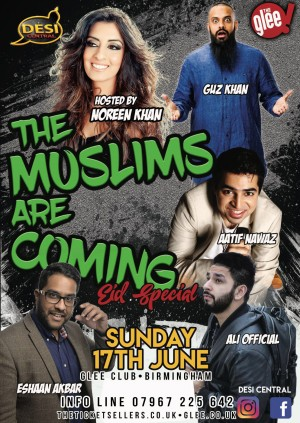 The Muslims Are Coming - Eid Special
