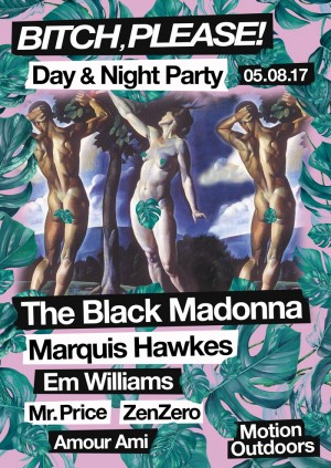 B.Please Garden Party - The Black Madonna
