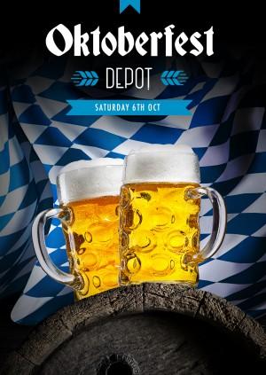 DEPOT Presents: Oktoberfest ( Evening Session)