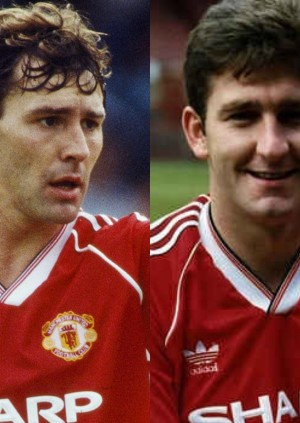 An Evening with Bryan Robson and Norman Whiteside