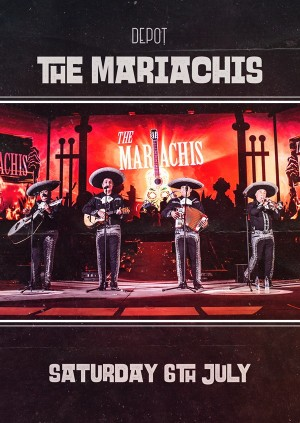 The Mariachis - Live