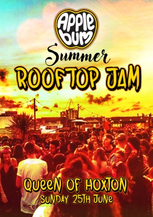 Applebum Summer Rooftop Jam