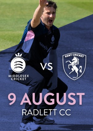 Middlesex v Kent - Royal London Cup