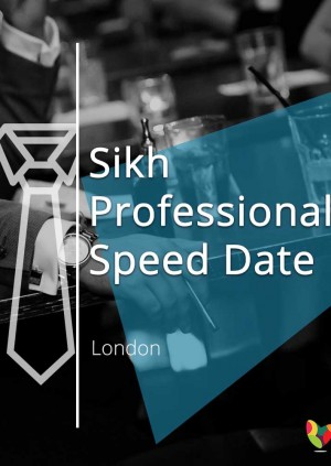 Sikh Professional Speed Date