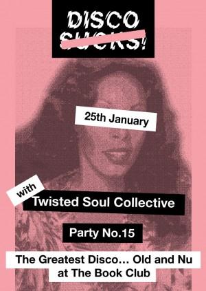 Disco S̶u̶c̶k̶s̶- Party #15