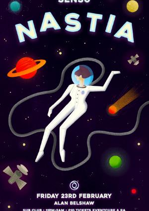 Sensu Presents Nastia
