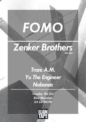 FOMO w/ Zenker Brothers
