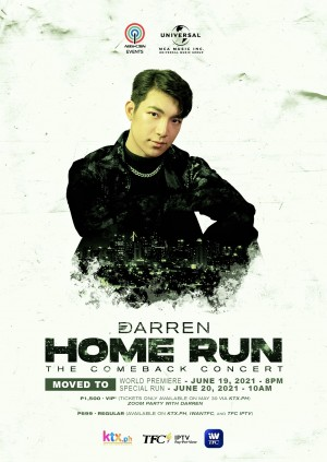 Darren Home Run