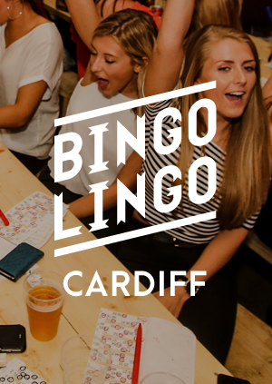 DEPOT Presents: BINGO LINGO AT CARDIFF UNIVERSITY GREAT HALL