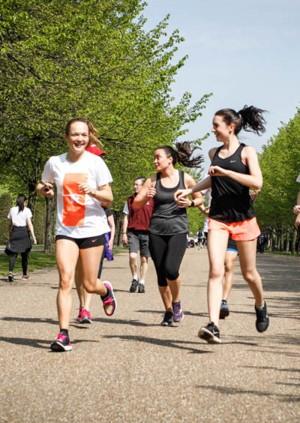 TRIBE x Mile 27 Run Club