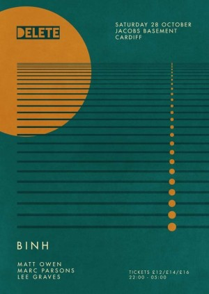 Delete presents Binh