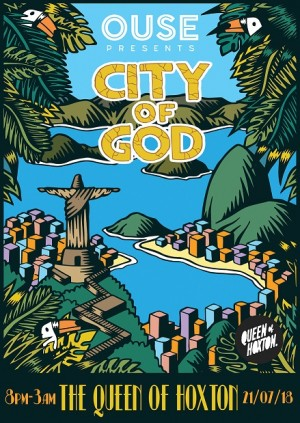 OUSE presents: City of GOD