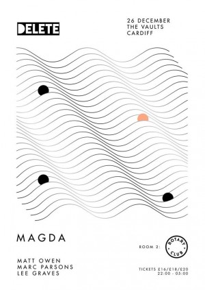 Delete presents Magda
