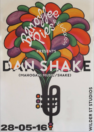 Banoffee Pies Presents: Dan Shake