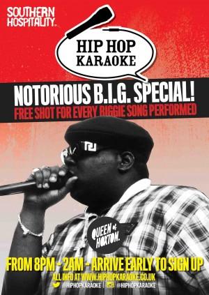 Hip Hop Karaoke - Biggie Special