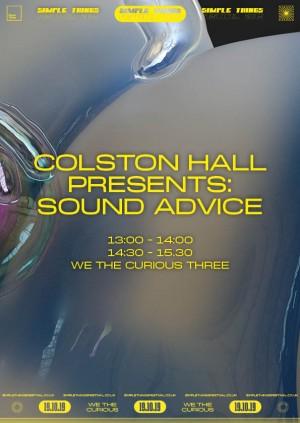 Colston Hall Presents: Sound Advice