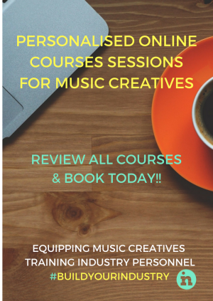 Online Courses  for Indie Artists
