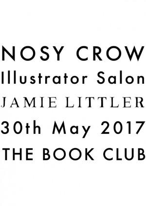 Nosy Crow Illustrator Salon: Jamie Littler