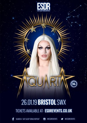 ESDR Bristol presents Aquaria