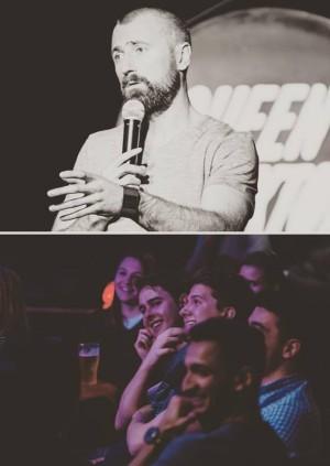 Crown Jewels Comedy Club w/ Bryan Lacey