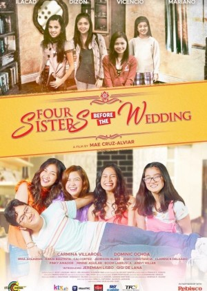 FOUR SISTERS BEFORE THE WEDDING REGULAR SCREENING