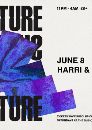 Subculture • Harri & Domenic • 08.06.19