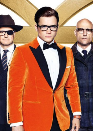 Rooftop Film Club: KINGSMAN: THE GOLDEN CIRCLE