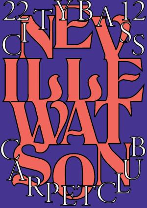 City Bass w/ Neville Watson