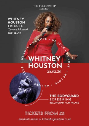 The Bodyguard & Whitney Houston Tribute Night