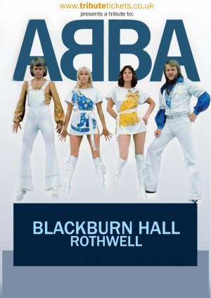 ABBA Sensation @ Blackburn Hall, Rothwell