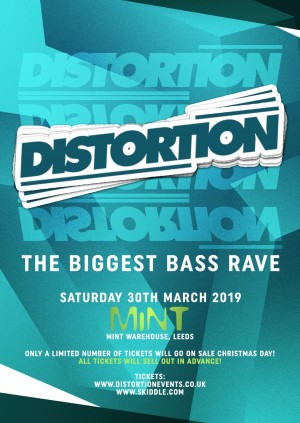 Distortion: 2019 Opening Party!