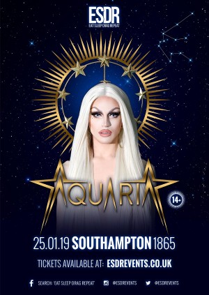 ESDR Southampton presents Aquaria