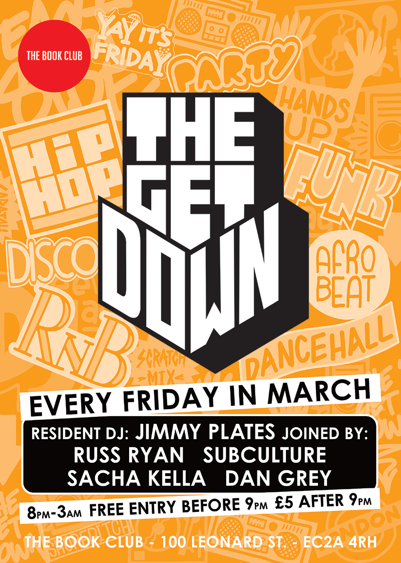 The Get down with Edan
