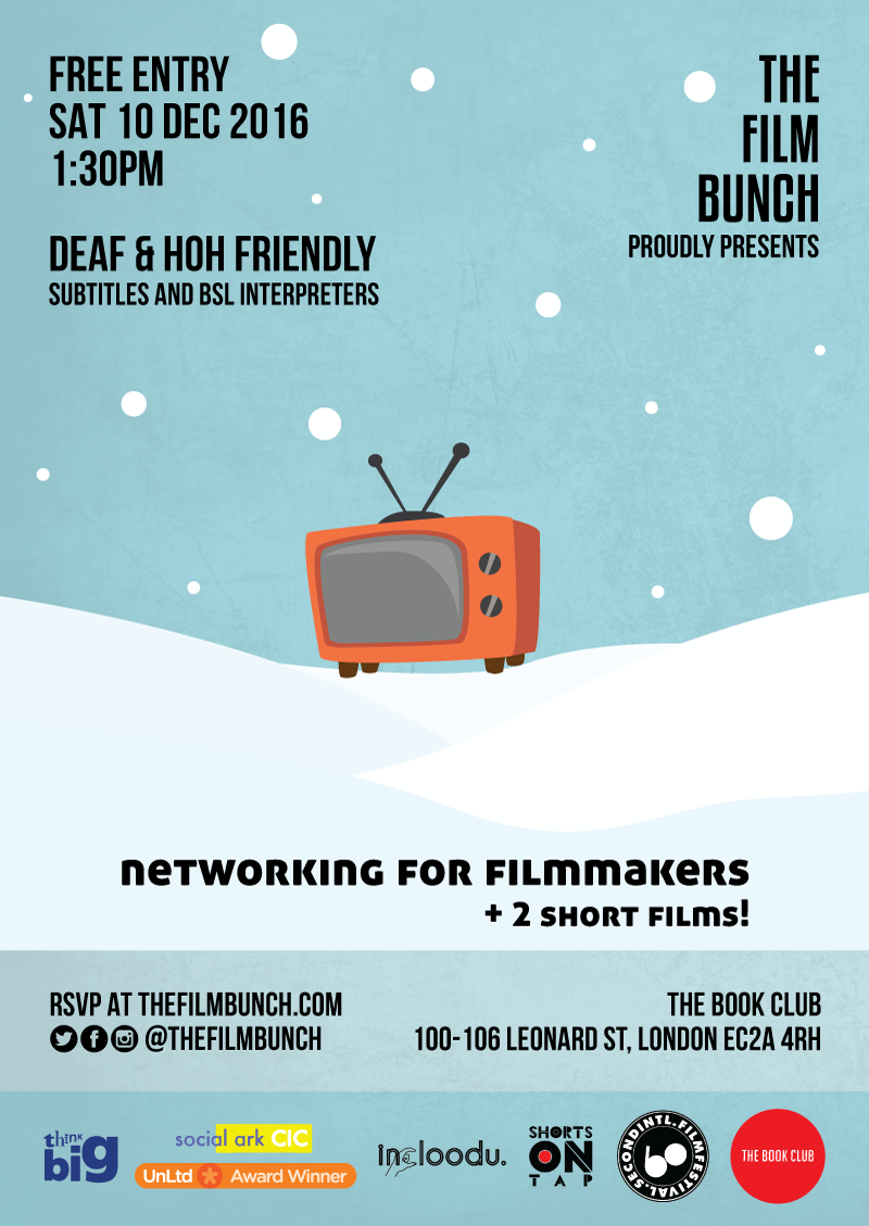 The Film Bunch: Networking for Filmmakers