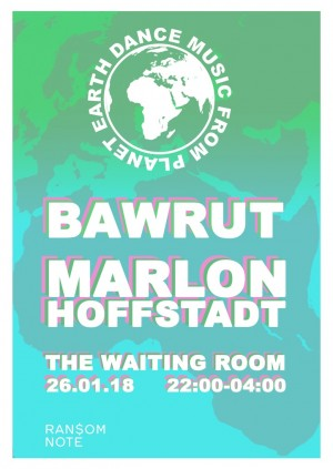 Bawrut & Marlon Hoffstadt - Dance Music From Planet Earth