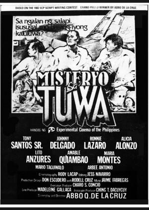 Misteryo Sa Tuwa - Restored - C76 San Juan