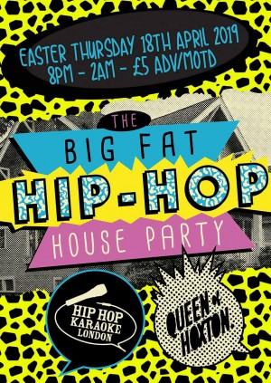 Big Fat Hip Hop House Party