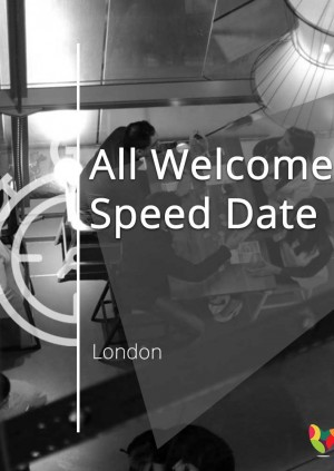 All Welcome Speed Date