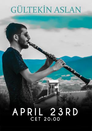 Gültekin Aslan - Online Concert