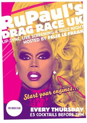 RuPaul's Drag Race UK: HALLOWEEN SPECIAL