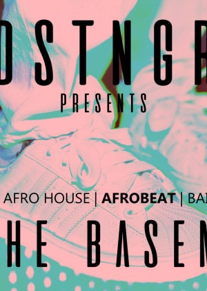 DSTNGR Presents: In The Basement